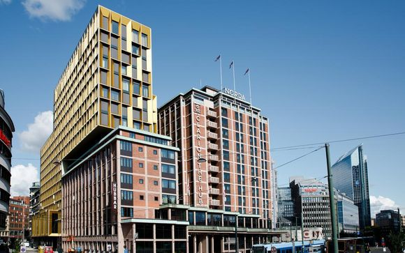 Oslo - Clarion Hotel The Hub 4*