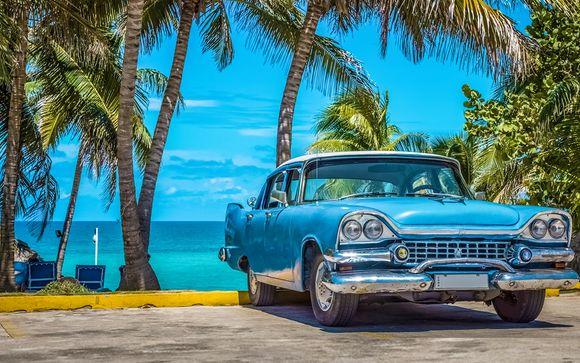 El alma cubana a L'Avana e All Inclusive in 5* fronte mare