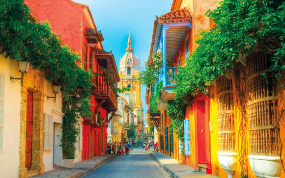 Tour privato tra la natura e le città della Colombia