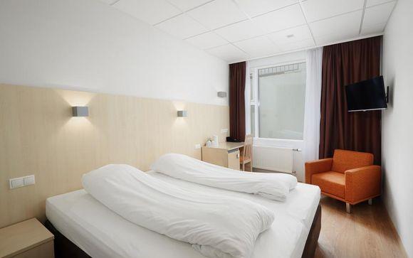 Reykjavík - Hotel Klettur