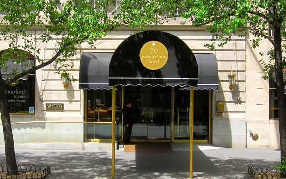 Hotel Kimpton 4* 70 Park Avenue B&B