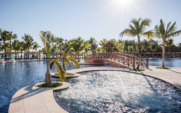 Offerta 1 - Cancun, Barcelo Maya Caribe 5*