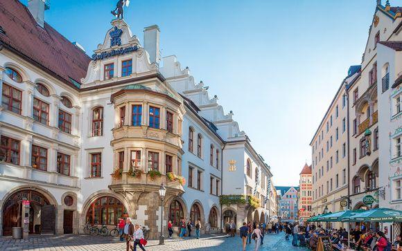 Alla scoperta di Monaco di Baviera