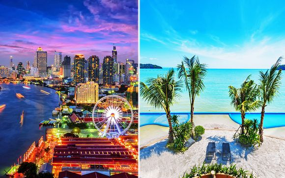 Century Park Bangkok 4* & The Tide Beach Front Siray 5*