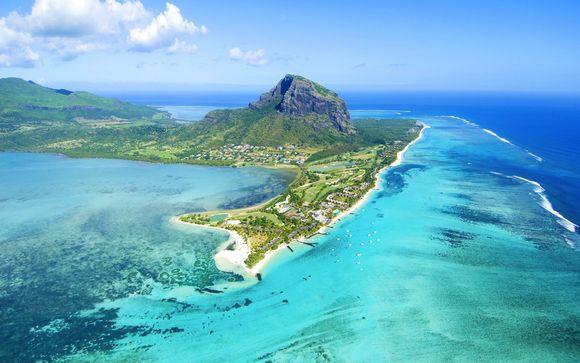 Safari, tour di Johannesburg e soggiorno a Mauritius