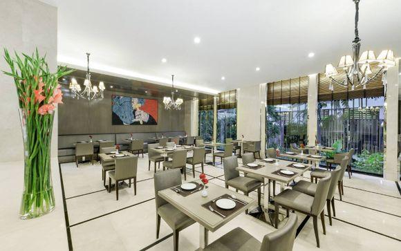 Bangkok -  Centre Point Hotel Chidlom 4*