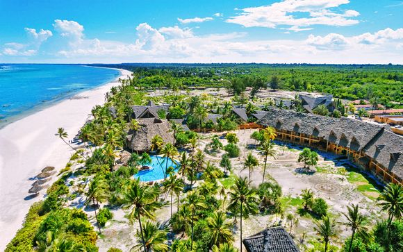 Zanzibar Queen Hotel 4*