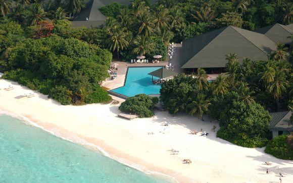 Adaaran Select Meedhupparu 4* Maldive