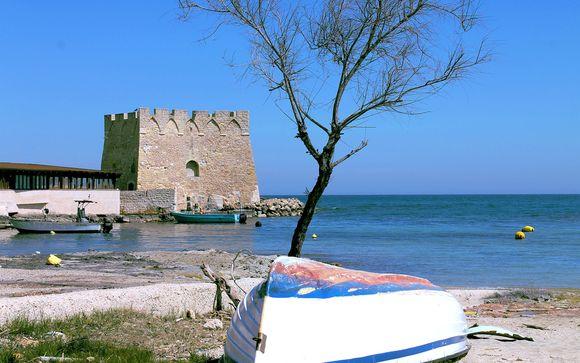 Alla scoperta di Torre Santa Sabina