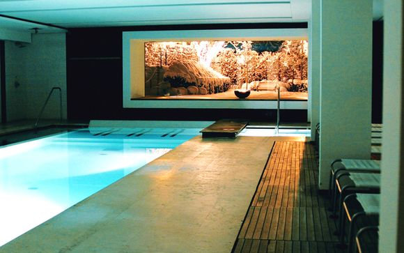 Hotel Milano Alpen Resort Meeting & spa 4*