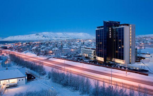Grand Hotel Reykjavik 4* sup