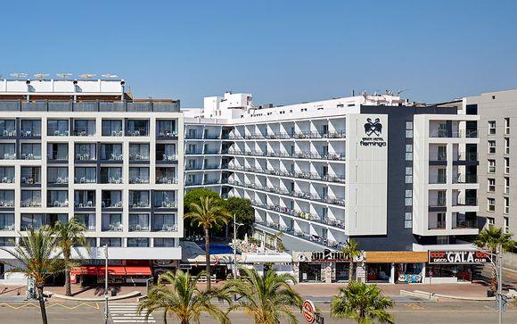 Il Gran Hotel Flamingo 4*