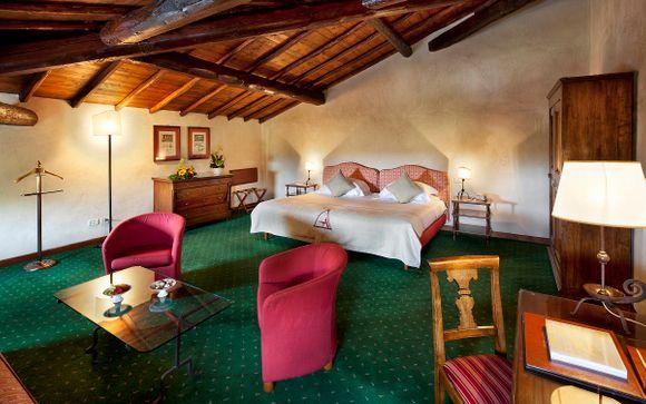 Il Palazzo Arzaga Hotel Spa & Golf Resort 5*