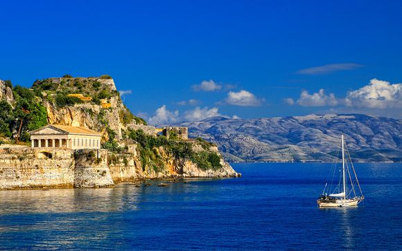 Sandy Villas Corfu 5* - Adult Only