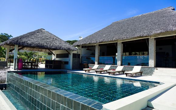 L'Home Madagascar The Residence 4*