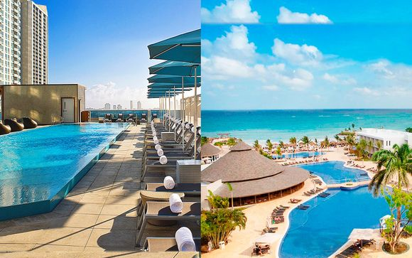Kimpton Epic Hotel 5* Miami + Royalton White Sands 5*