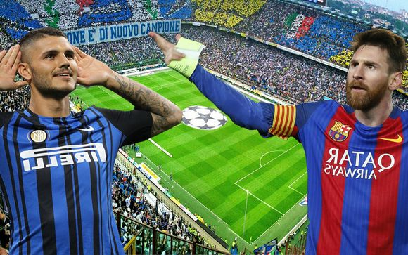 UEFA Champions League: Inter - Barcellona