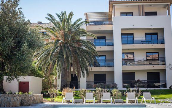 Il Residence Saletta 4*