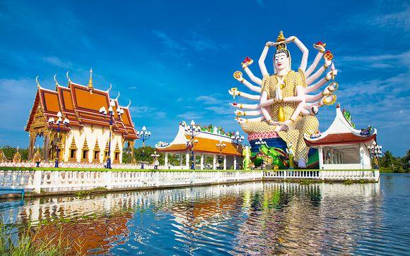 Vince Hotel Bangkok Pratunam 4* & Baywater Resort Samui 4*