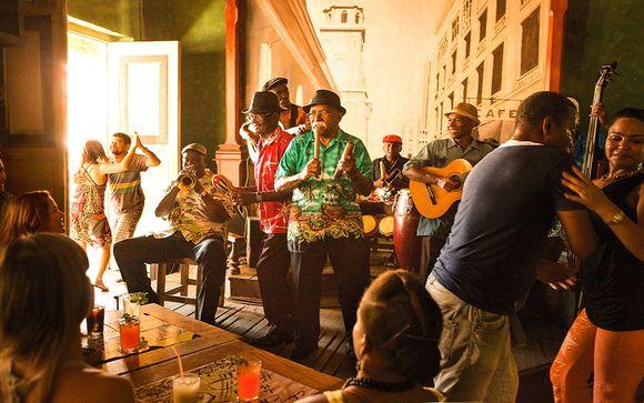 Casa Particular a L'Avana + Dhawa Cayo Santa Maria 4*S