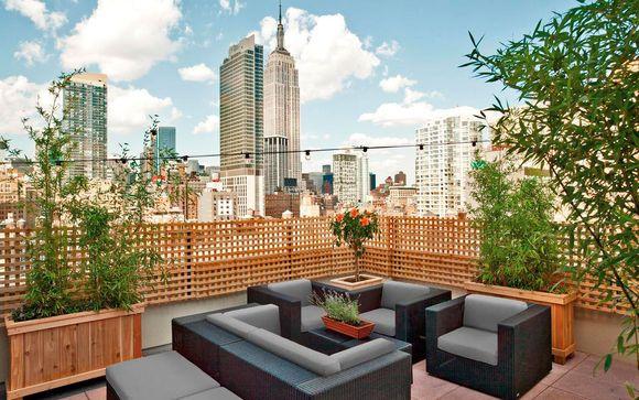 New York - Hilton New York Fashion District 4*