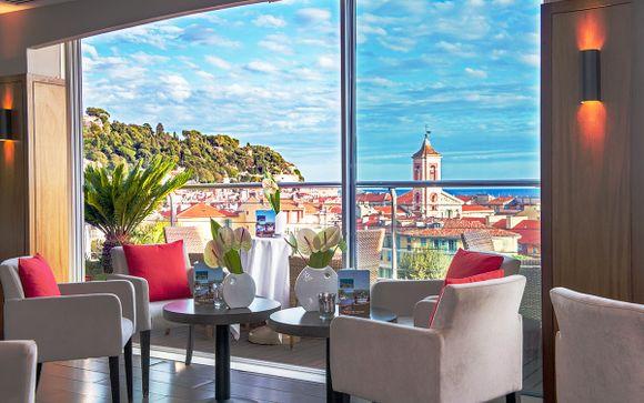 Hotel Aston La Scala Nice 4*