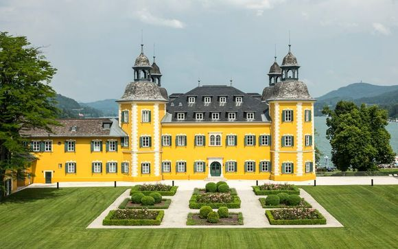 Il Falkensteiner Schlosshotel Velden 5*