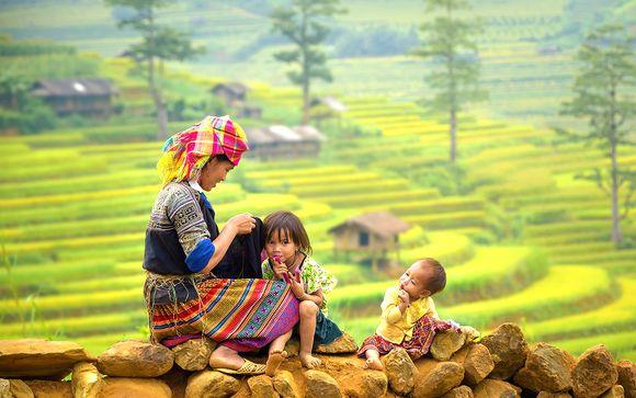 Vietnam del nord in libertà con possibile estensione in Cambogia