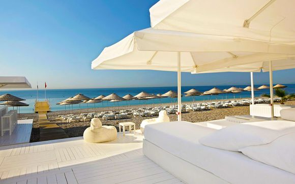 Antalya, design 5* a pochi passi dal mare
