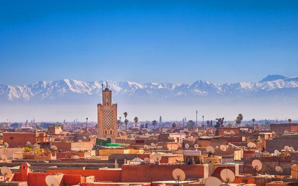 Alla scoperta di Marrakech