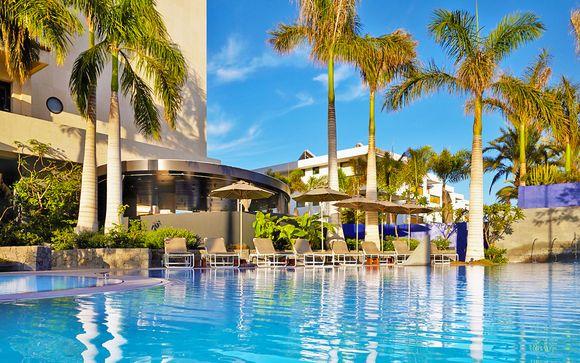 Hotel 5* di design a pochi passi dal mare di Gran Canaria