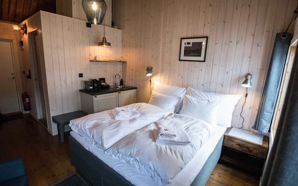 Reine (Isole Lofoten) - Aparthotel Reine Rorbuer
