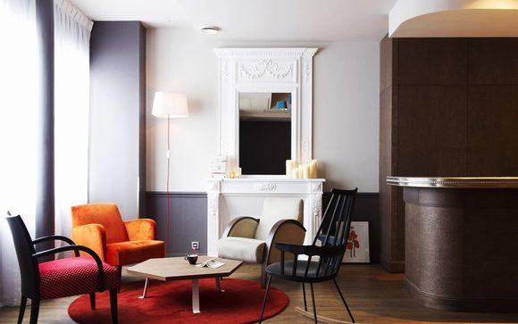 Hotel Magenta 38