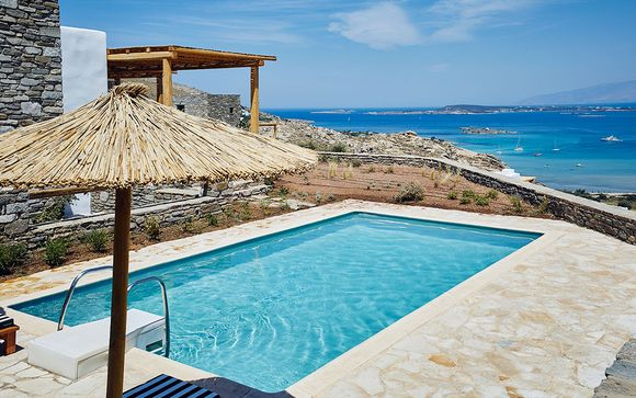 24 Estate Villas Paros