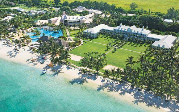 Sugar Beach Mauritius 5* - partenza del 30/12