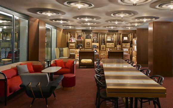 L'Hyatt Centric Gran Via Madrid 5*