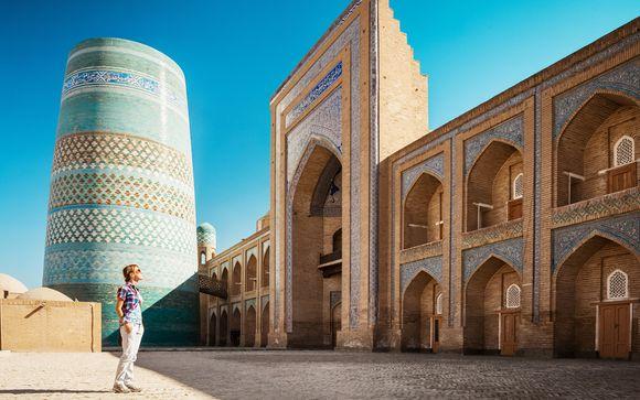 Alla scoperta di Uzbekistan