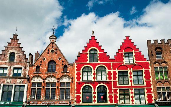 Martin's Brussels Eu 4* + Hotel Prinsenhof 4*