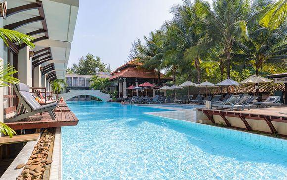 Khao Lak - Khaolak Oriental Resort 4*