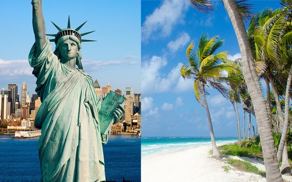 Freehand New York 4* + Barcelo Maya Colonial 5*