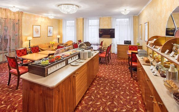Mamaison Residence Downtown Prague 4*