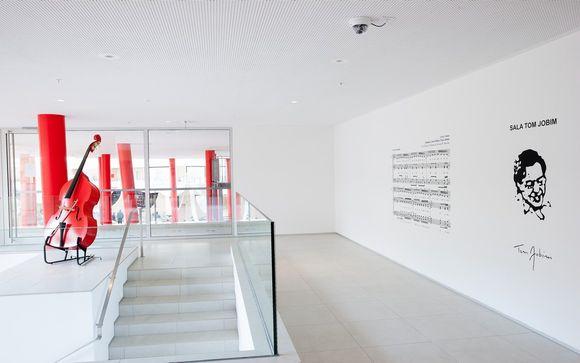 Hotel da Musica 4*