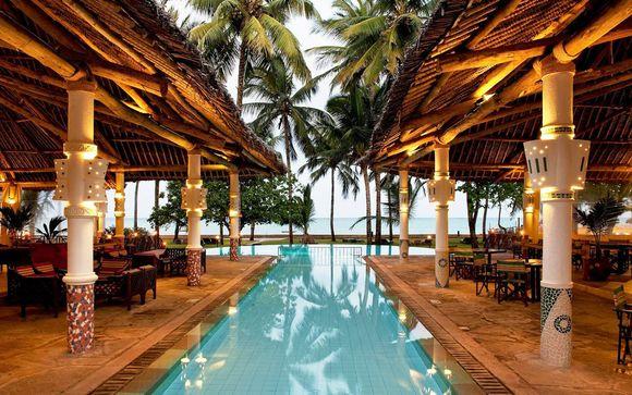 Neptune Beach Resort 4* & Neptune Village Beach Resort & spa Hotel 4* + Safari