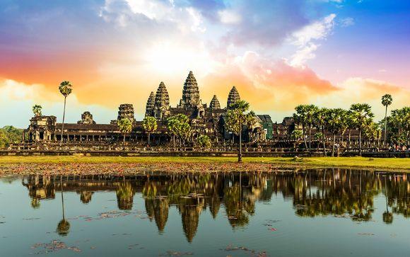 Imperdibile Tour della Cambogia con soggiorno a Siem Reap ...