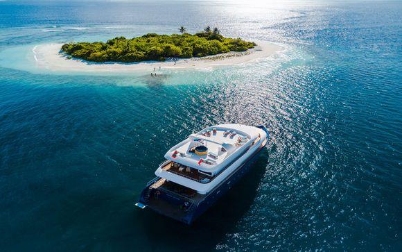 Maldive - Crociera sulla Moonima