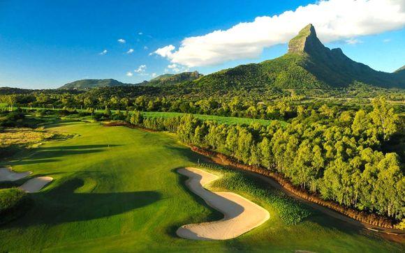 Mauritius - Il Tamarina Golf & Spa Boutique Hotel 4*