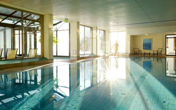 Lenkerhof Gourmet Spa Resort Hotel 5*