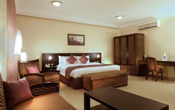 Uw hotel Al Nahda Resort & Spa 5*