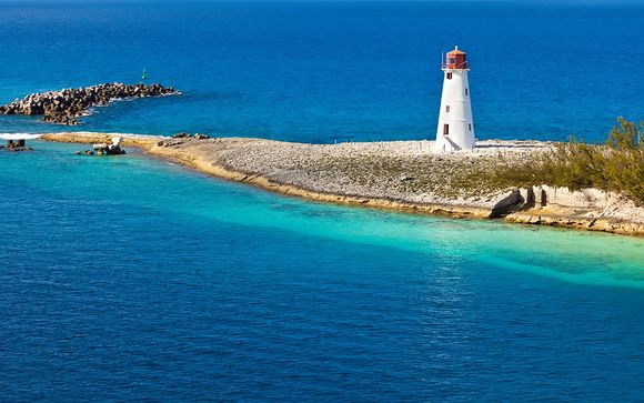 Welkom op... de Bahama's