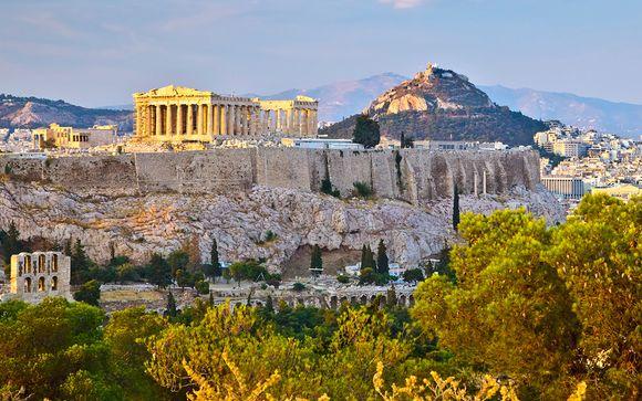 Welkom in Athene